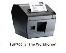 TSP700II:The Workhorse