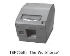 """TSP700II: """"The Workhorse"""""""