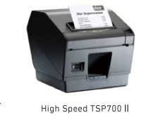 High Speed TSP700II