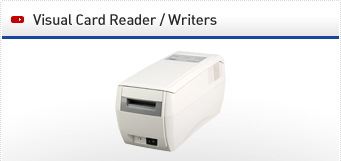 Visual Card Reader / Writers