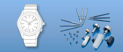 Wristwatch Components