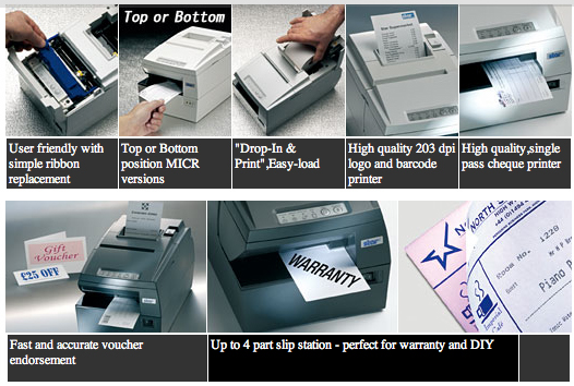 Tough Record And Form Printer
