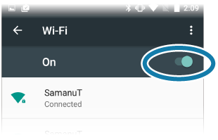 how to connect hp printer to android tablet
