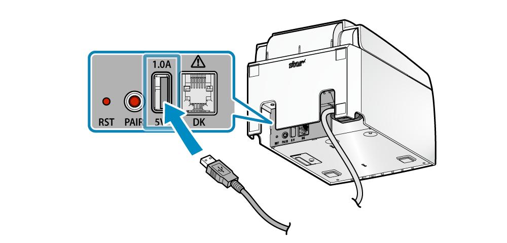 set external devices tsp100iiiw online manual rh star m jp
