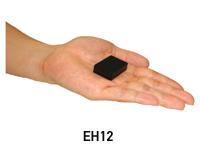 写真:小型振動発電ユニットEH12